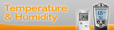Testo Temperature & Humidity