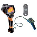 Testo 875i-1 Thermal Imager Kit - Includes BS-150 Borescope & LM-8000 Environmental Meter for FREE