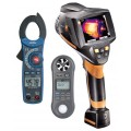 Testo 875i-1 Thermal Imager Kit - Includes R5020 Clamp Meter & LM-8000 Environmental Meter for FREE